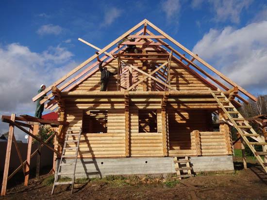 Как люди строят дома