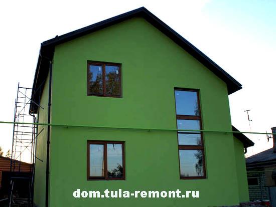 Материалы для отделки фасадов домов фото цены